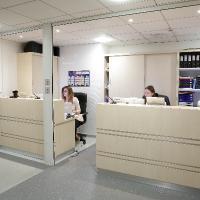 Secrétariat de la clinique du Parc de Saint-Saulve