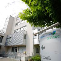 Facade de La Polyclinique du Parc de Saint Saulve